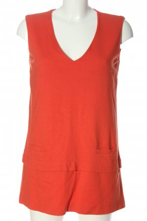 Riani Long-Bluse rot Casual-Look