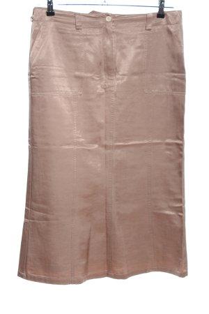 Riani Midi Skirt nude casual look