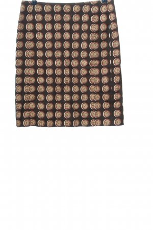 Riani Minirock abstraktes Muster Casual-Look