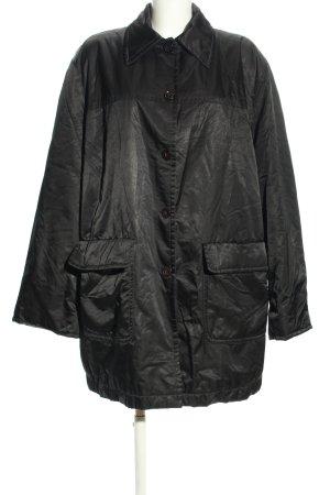 Riani Oversized Jacke schwarz Casual-Look