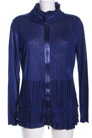 Riani Shirt Jacket blue casual look