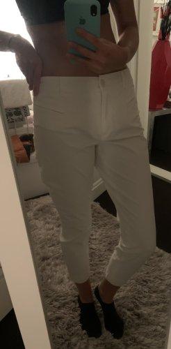 Riani Pantalone a 3/4 bianco