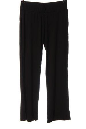 Riani Pantalone jersey nero stile classico