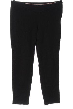 Riani Pantalone jersey nero stile casual