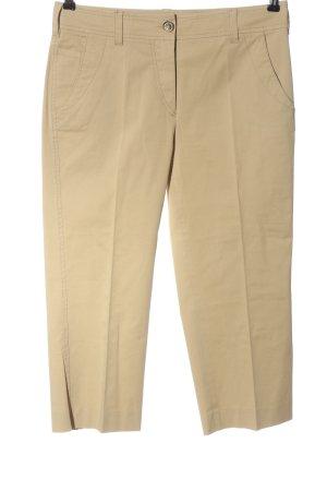 Riani Pantalone jersey crema stile casual