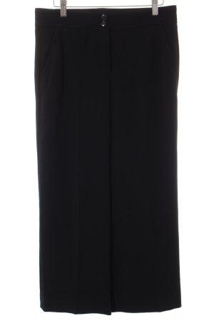 Riani Stoffhose schwarz schlichter Stil