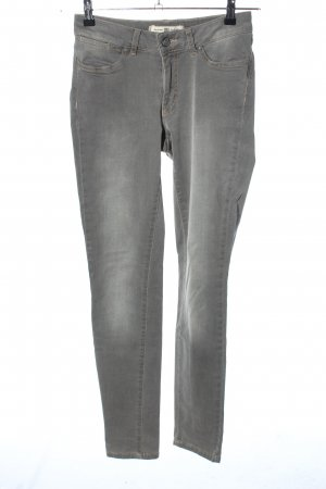 Riani Stretch Jeans hellgrau Casual-Look