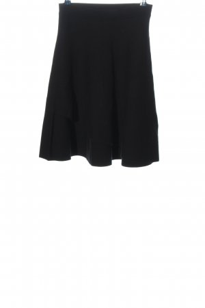Riani Knitted Skirt black business style