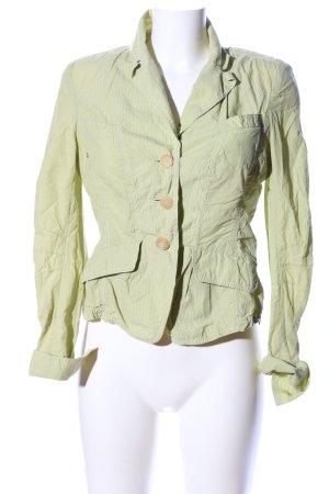 Riani Tweed blazer groen casual uitstraling