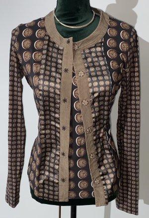 Riani Twin Set tipo suéter multicolored cotton