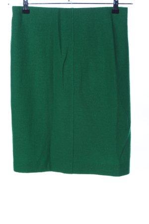 Riani Wollrock grün Casual-Look