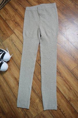 Nakd Leggings beige-marrón claro