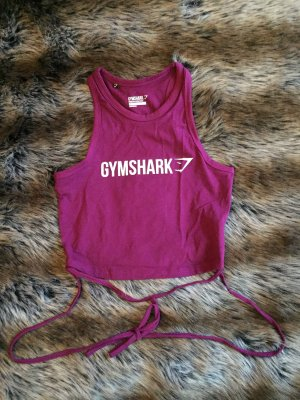 Ribbon Crop Top von Gymshark