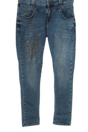 Ricarda M High Waist Jeans blue casual look