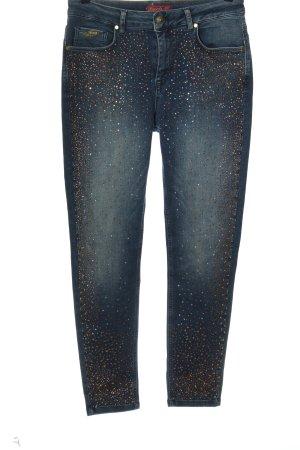 Ricarda M High Waist Jeans blue elegant