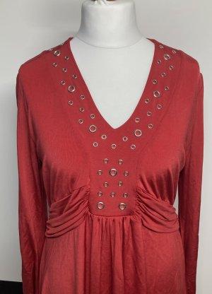 Ricarda M Sukienka tunika czerwony