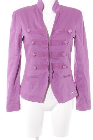 Ricarda M Short Blazer violet extravagant style