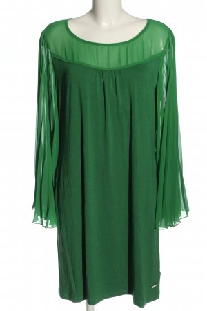 Ricarda M Longsleeve Dress green casual look