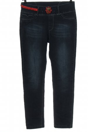 Ricarda M Tube Jeans blue casual look