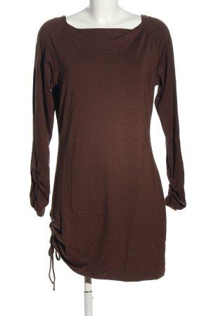 Ricarda M Shirtkleid braun Casual-Look