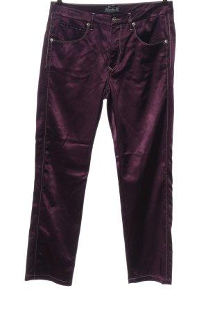 Ricarda M Jersey Pants lilac casual look