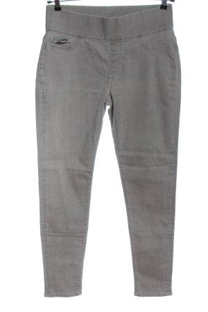 Ricarda M Jeans stretch gris clair style décontracté