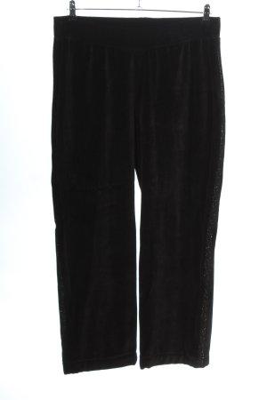 Ricarda M Pantalon de jogging noir style décontracté