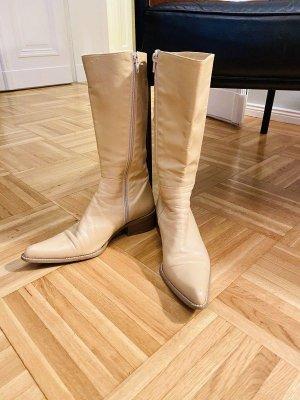 Riccardo Cartellone Stiefel beige, Gr 37