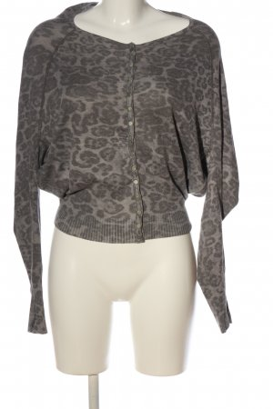 rich and royal Cardigan hellgrau Leomuster Casual-Look