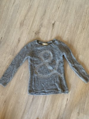 Rich & Royal Knitted Sweater multicolored