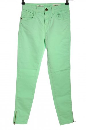 rich and royal Skinny Jeans grün Casual-Look