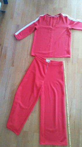 Rich & Royal Pantalon de costume saumon