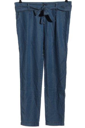 Rich & Royal 7/8-Hose blau Casual-Look