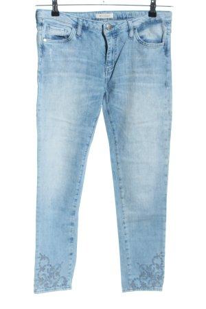 Rich & Royal 7/8 Jeans blau Casual-Look