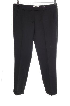 Rich & Royal Pantalon zwart zakelijke stijl