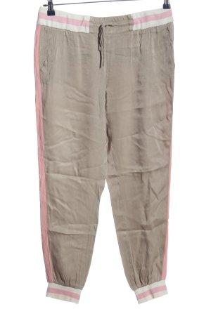 Rich & Royal Luźne spodnie Wielokolorowy W stylu casual