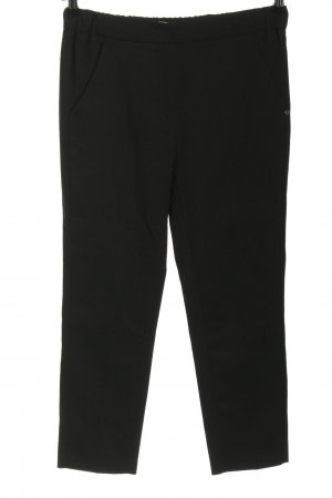 Rich & Royal Baggy Pants schwarz Business-Look