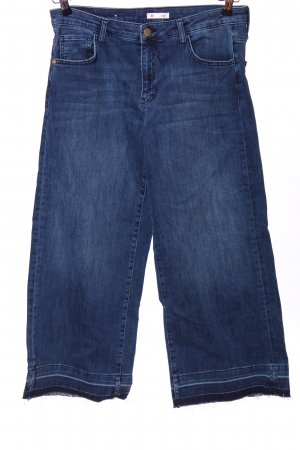 Rich & Royal Baggy Pants blau Casual-Look