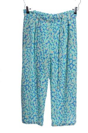 Rich & Royal Baggy broek volledige print casual uitstraling