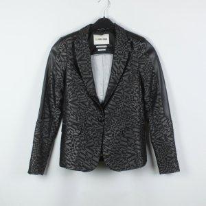 Rich & Royal Blazer Gr. 34 schwarz grau