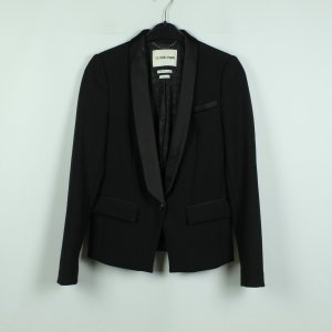 RICH & ROYAL Blazer Gr. 34 schwarz Smoking Stil (20/09/290*)