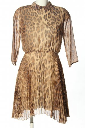 Rich & Royal Blouse Dress leopard pattern casual look
