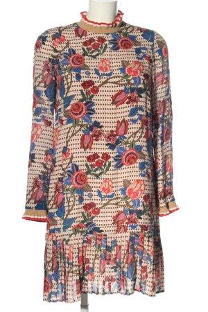 Rich & Royal Blusenkleid Blumenmuster Elegant
