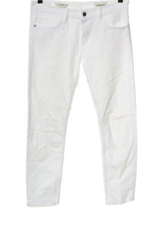 Rich & Royal Boyfriend Jeans white casual look