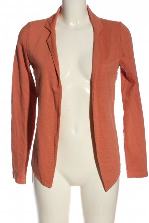 Rich & Royal Cardigan rot meliert Casual-Look