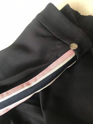 Rich & Royal Pantalone culotte blu scuro