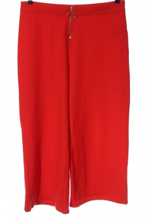 Rich & Royal Culottes red casual look
