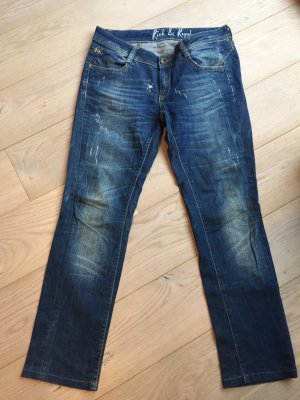Rich&Royal destroyed Jeans