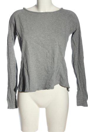 Rich & Royal  grigio chiaro puntinato stile casual