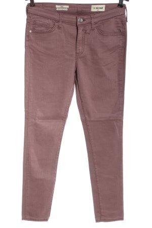 Rich & Royal Five-Pocket Trousers pink elegant